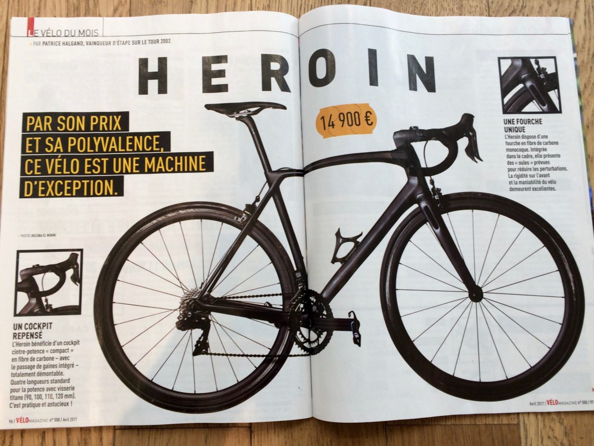Velo Magazine - H1